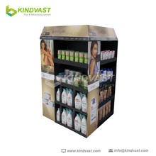 cardboard retail store displays for Daily Chemical Products