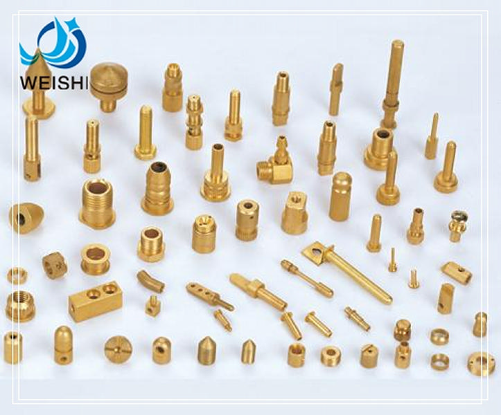 OEM china manufacturer cnc machining brass high precision moto auto spare parts
