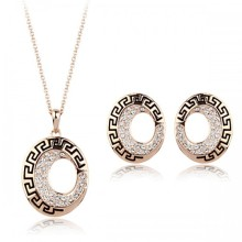 220689 Vintage wholesale silver jewellery hong kong jewelry wholesale