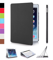 Aliexpress Wholesale Ultra Thin Folio smart case for iPad Air 2