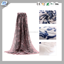 New arrival classical design 100% cashmere multicolor lady scarf