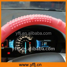 Hot selling customized cheap soft non-stick silicone steering wheel