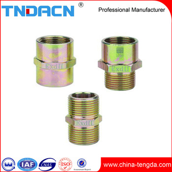 hot sale explosion-proof metal connector