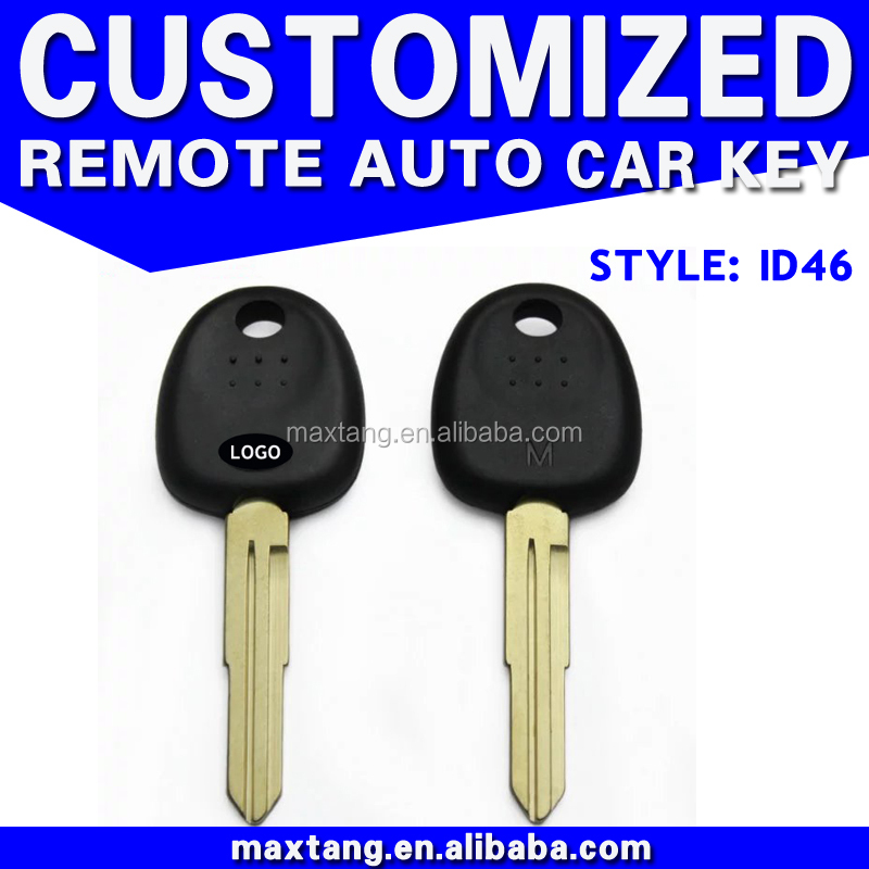 2017 Remote Key With ID46 Circuit Board Chip MTF-101109
