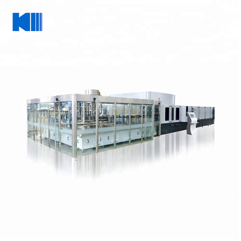 China PET Bottled Still Water Blowing Filling Capping Combi Filling Machine Combiblock Production Line