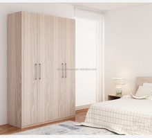 HangZhou Modern Sunmica Designs For Wardrobe Bedroom Furniture Closet