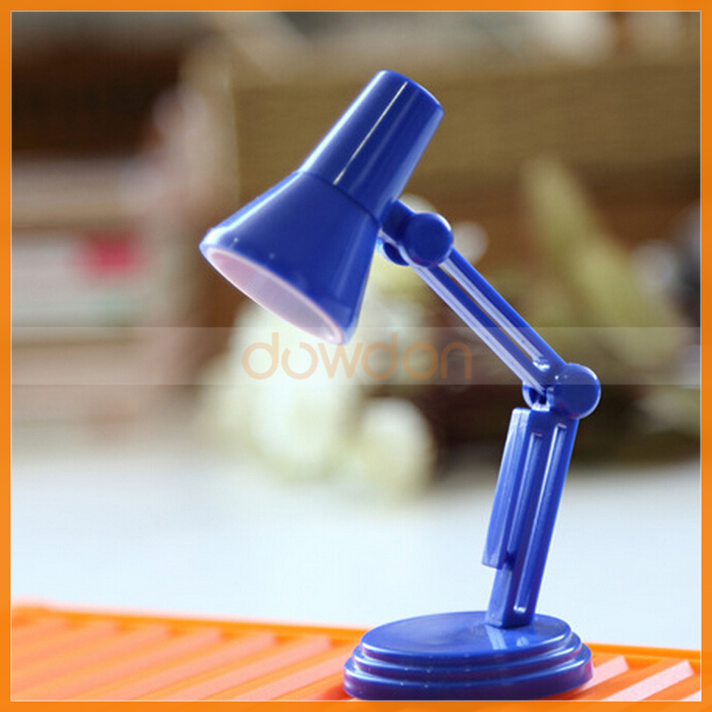 Factory Price Adjustable Mini Clip On Book Reading Lamp LED