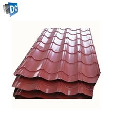 sand coated metal roofing tiles/galvanized sheet metal roofing/sheet metal roofing for sale