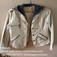 used clothes/used young lady leisure suit