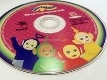 china mainland supply A quality dvd cd replication for music, movie and other data