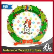 Cheap various circle/round Christmas Picture Photo Frames