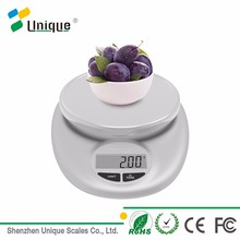 5kg 1g Accurancy Kitchen Weighing 5kg Mini Digital Food Scale For Fruits
