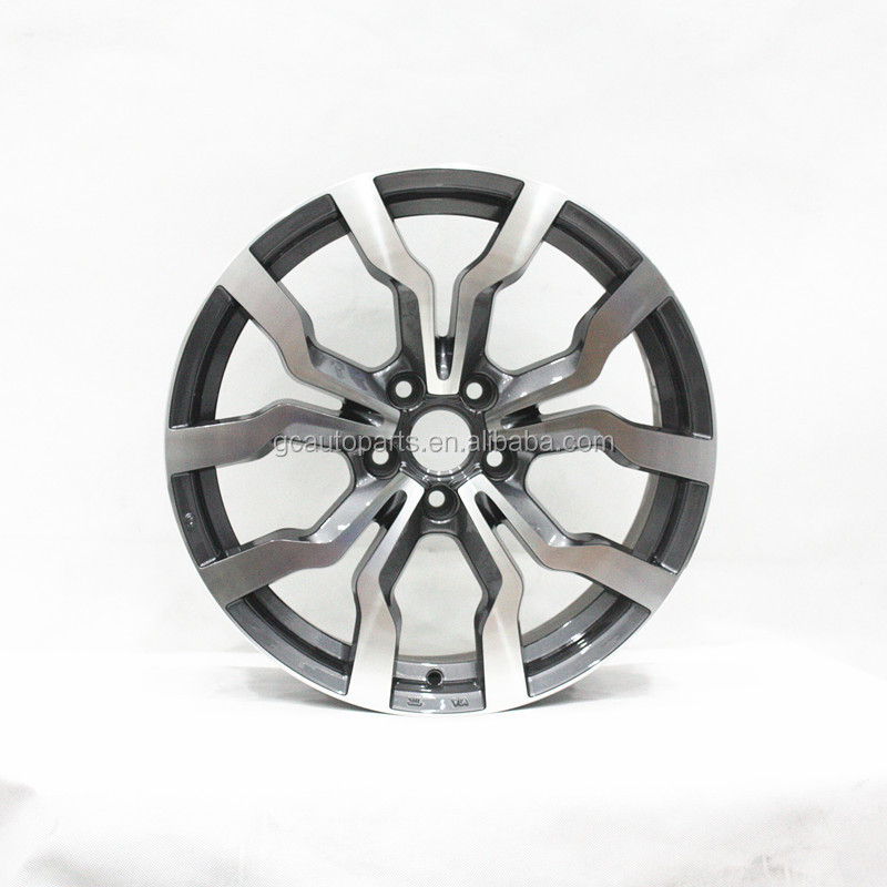 GC 22 inch aluminum alloy wheels china