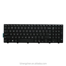 Replacement Laptop Keyboard For Dell Inspiron 15 3000 Series 3541 3542 3543 3558 3559 US UK RU SP Layout