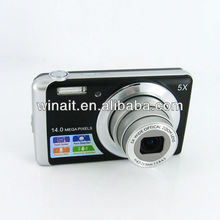 "Winait's 14MP digital camera 5X optical zoom digital camera with 3""touch panel"
