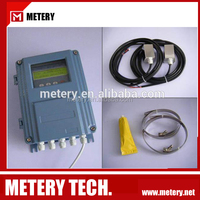 low cost liquid oil flow metering gauge