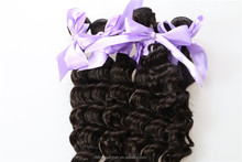 Wholesale Black Hair Products Brazilian Loose Deep Wave Unprocessed Remy Hair