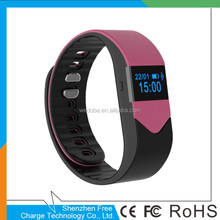 Factory Price of Smart Watch Phone! Fashion M3 Wrist Band Bluetooth 4.0 Smart Bracelet