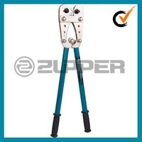 25 to 150mm2 hexagon crimping plier