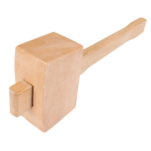 10oz Wooden Hammer Mallet for Students & Kids