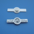 100th birth anniversary of Zayed UAE Year Of Zayed Silver Magnet Badges