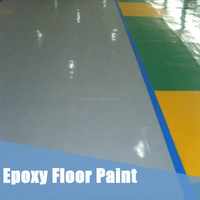 Maydos water based epoxy paint for warehouse