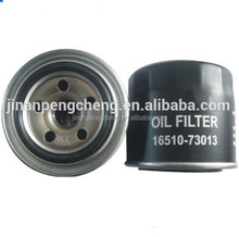 diesel engine parts heavy truck parts oil filter 16510-73013