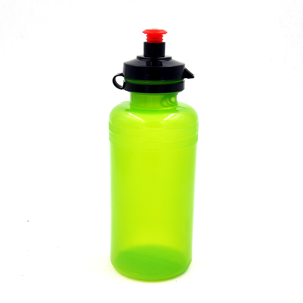 500ml Custom printed pop up water bottle cap, squeeze sport bottle promotional