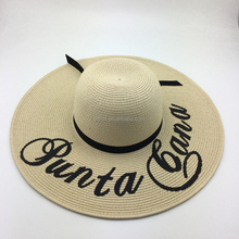 2017 Fashion summer good quality women hats