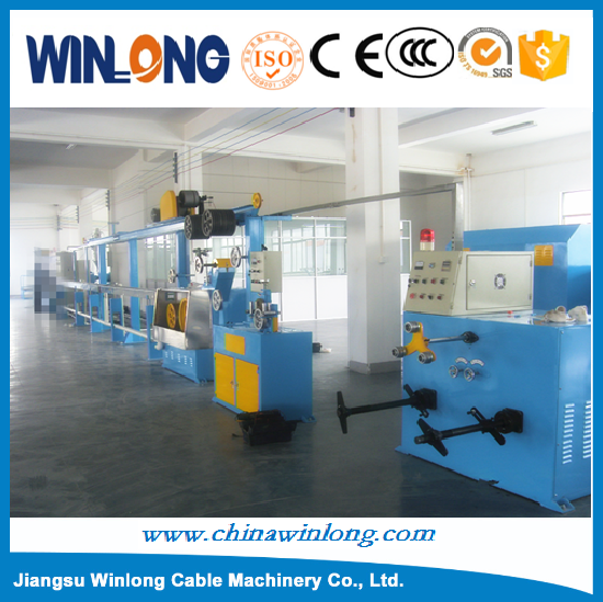 Electrical Wire Cable Making Machine / Pvc Wire Cable Production Line