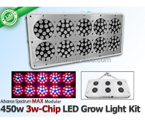 400W LED Commercial Aquaponic Grow Systems Lighting 400W Hydroponic Greenhouse Grow LED Lights Packages