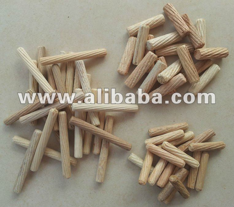 Wood dowel