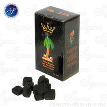 coconut charcoal cubes for shisha coconut shell charcoal briqutte