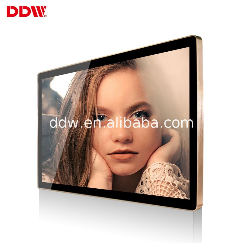 Alibaba America 49 inch wall lcd digital displays advertising cost of internet cd player