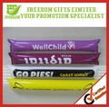 Promotional Giveaway Logo Colorful Cheerying Sticks