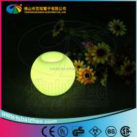rechargeable Led color changing mood light Restaurant Table Lamp