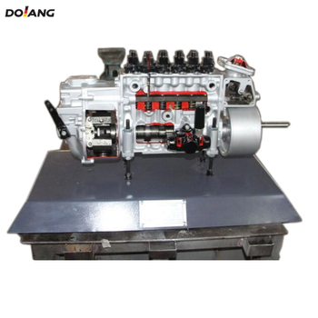 Dolang Educational automobile Fuel Injection Pump cutaway trainer Educational Diesel Engine Fuel Injection Pump Section Model