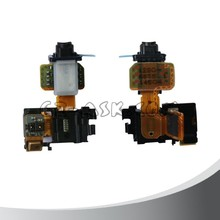 cell phone for sony for xperia z3 headphone flex cable