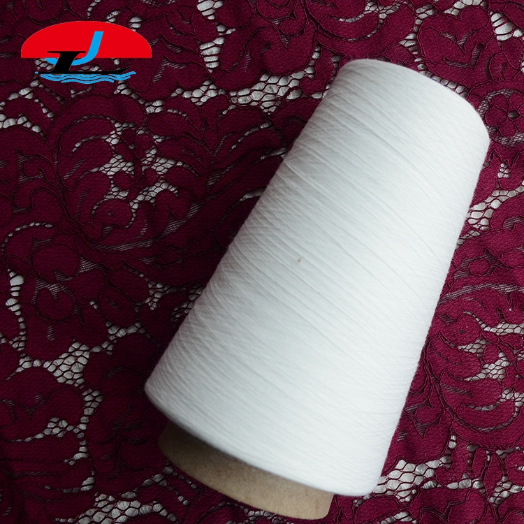 Wholesale Open end 40s Cotton Slub Yarn for Knitting