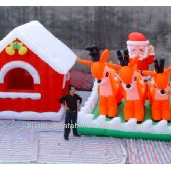 inflatable christmas decorations large christmas inflatables toys