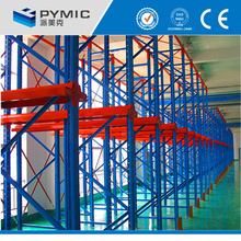 China supplier Drive-in Rack/Hanger rack/Prefabricated steel structure warehouse