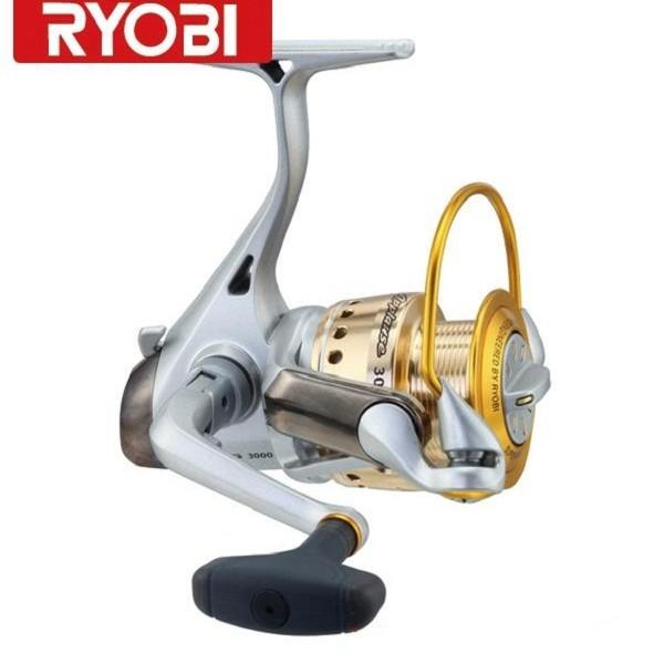 In stock spinning applause ryobi fishing reels buy ryobi for Ryobi fishing reel
