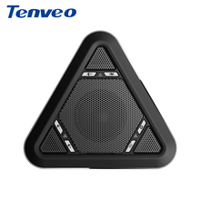TEVO-A500B usb plug and play omnidirectional studio bluetooth microphone and speaker