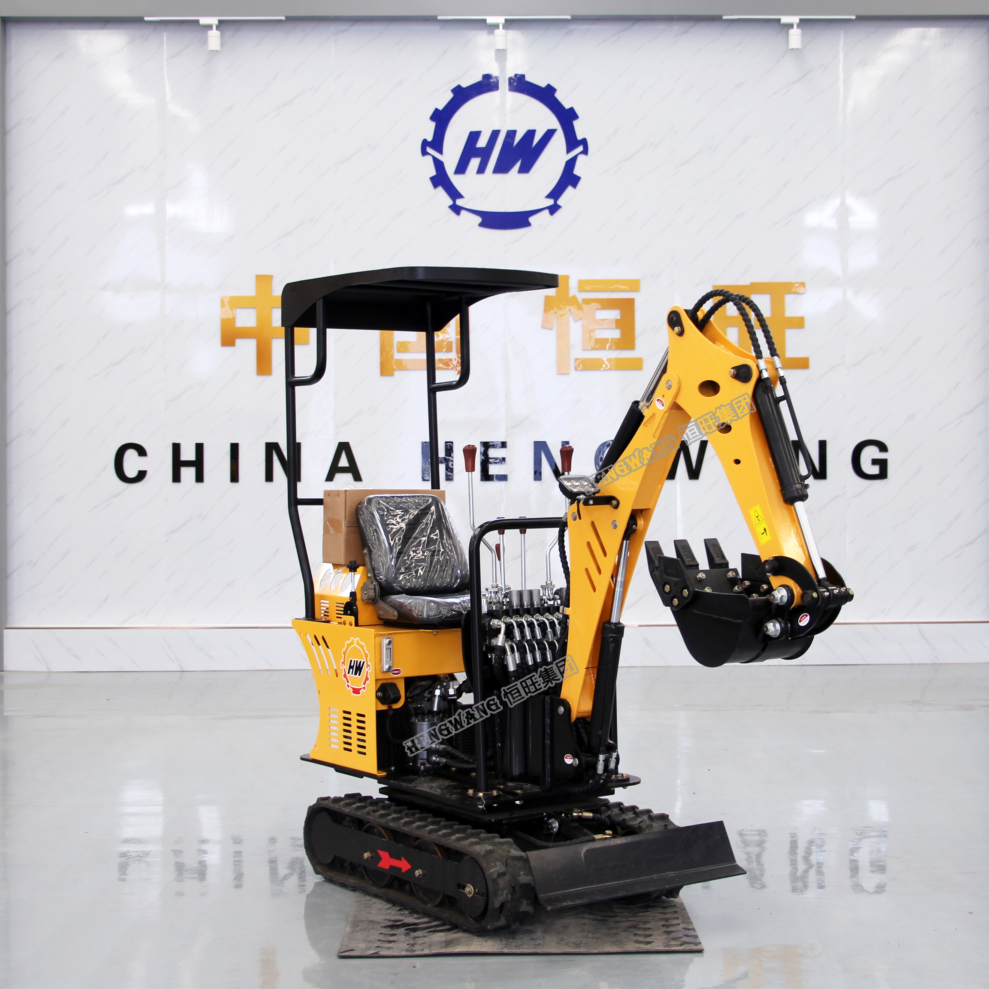 China Made Electric Micro Mini Diesel for Sale