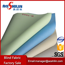 anti-satic waterproof pvc coated polyester sunshade fabric