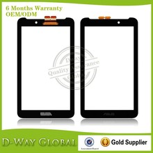 Mobile Phone Repair Parts Glass Panel Touch Screen for ASUS MeMO Pad 7 ME170 Touch Digitizer