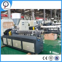 Co-rotating Twin Screw Silicone Masterbatch Extruder Machine