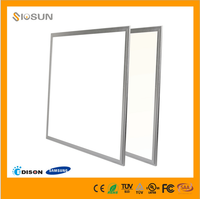 Hot sale Ultra thin square panel light livarno lux led