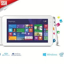 8inch Intel Z3735G Quad Core IPS Screen mini tablet pc windows