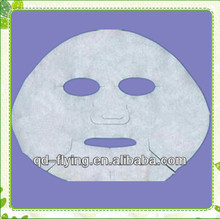 Disposable medical grade nonwoven fabric for facial mask
